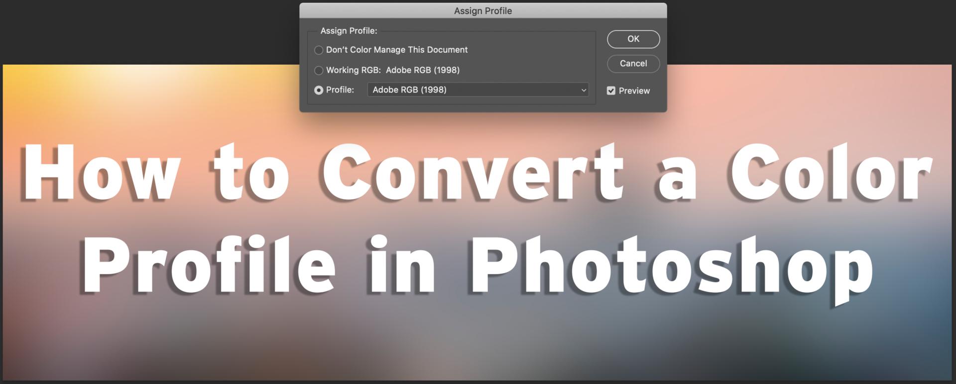 Example of Adobe RGB